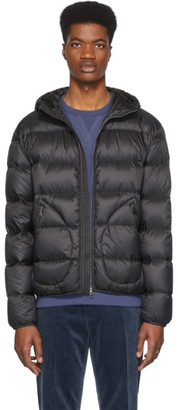 Ralph Lauren Purple Label Black Down Mackay Jacket
