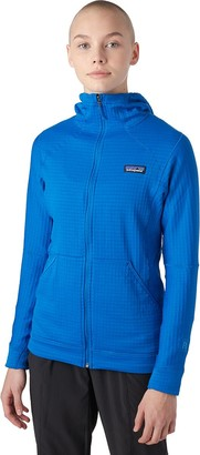 Patagonia R1 Full-Zip Hooded Fleece Jacket - Women's