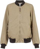 Visvim padded bomber jacket