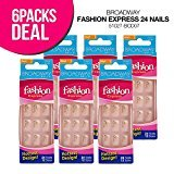 Broadway Fashion Express Nail-Choose Your Style! (6-Pack, 51027-BCD07)