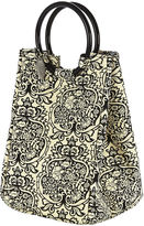 Fit & Fresh Damask Retro Lunch Bag with Ice Pack
