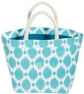 PBteen Beach Tote - Ikat Dot Pool