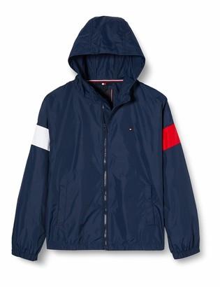 Tommy Hilfiger Boy's Essential Hooded Jacket