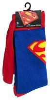 Bioworld Superman Crew Socks with Cape