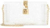 Dolce & Gabbana Dolce Taormina Embellished Box Clutch