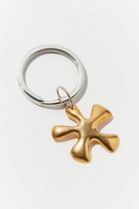 Seaworthy Brass Keychain