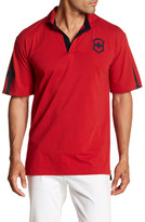 Victorinox Short Sleeve Tailored Fit Polo