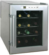 Sunpentown 12 Bottle Single Zone Freestanding Wine Cooler