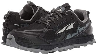 Altra Footwear Lone Peak 4.5 (Black) Women's Shoes