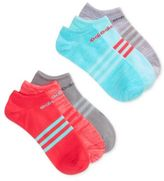 adidas Women's 6-Pk. Superlite No-Show Socks