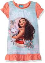 Disney Moana Nightgown for girls