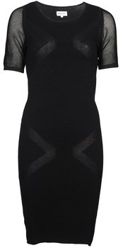 American Retro GEMMA LO women's Dress in Black