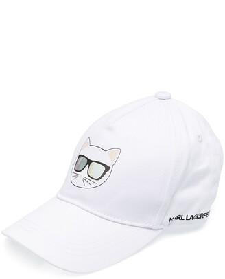 Karl Lagerfeld Paris Choupette cap