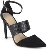 Journee Collection Ankle-Strap Pumps