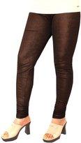 Maple Clothing Womens Churidar Shining Stretchable Leggings India Clothing (, S)
