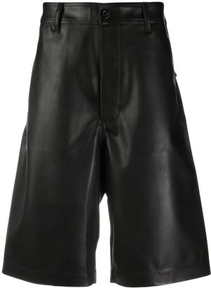 Rick Owens knee-length Bermuda shorts