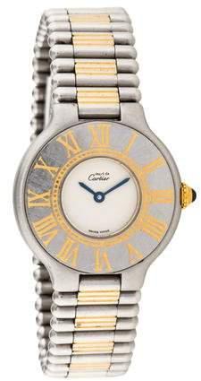 Cartier Must de 21 Watch