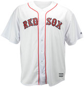 Majestic Men's Big & Tall Boston Red Sox Authentic Collection Jersey