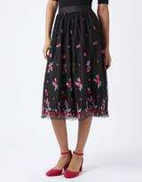 Monsoon Eva Embroidered Skirt