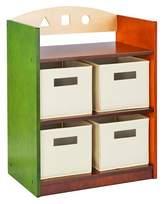 Guidecraft Kids Bookshelf - Natural
