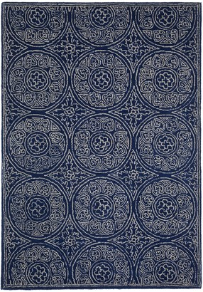 John Lewis & Partners Cadiz Rug, Blue, L240 x W170cm