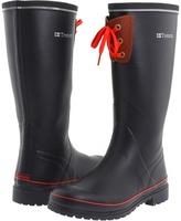 Tretorn Staika - Wide Calf (Dark Navy) - Footwear