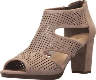 Bella Vita Women's Leslie Heeled Sandal