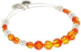 Alex and Ani Fire Beaded Bracelet