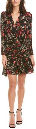 A.L.C. Haven Silk Sheath Dress