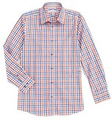Nordstrom Boy's Plaid Woven Shirt