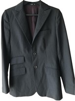 Notify Jeans Grey Cotton Jacket for Women