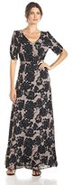Paper Crown Women's Tilly Maxi Dress