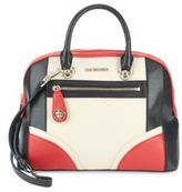 Love Moschino Faux Leather Crossbody Shoulder Bag