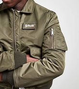 Schott Cwu Slim Bomber Jacket