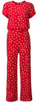 P.A.R.O.S.H. butterfly print jumpsuit