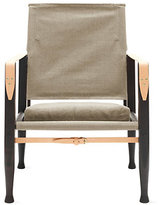 Design Within Reach Safari Chair and Footrest