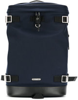 Saint Laurent Rivington Race backpack - men - Leather/Polyamide - One Size