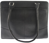 Piel Women's Leather Hardside Shoulder Tote 2770