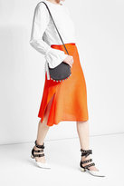 Victoria Beckham Knit Skirt with Cotton