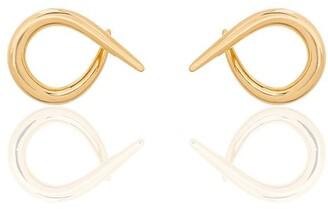 Charlotte Chesnais Punk stud earrings