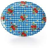Certified International Frida Melamine Oval Platter