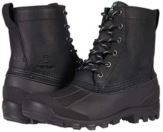 Kamik Hudson 6 (Black) Men's Boots