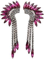 Elizabeth Cole Mohawk Earring Pink