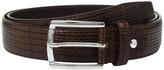 Bugatchi Donatello Textured Belt Men's Belts