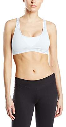 Triaction Women's Sports Bra - White