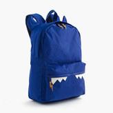 J.Crew Kids' snaggletooth monster backpack