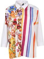 Aquilano Rimondi Floral Print Shirt