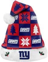 Foco New York Giants Christmas Santa Hat