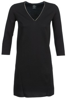 Majestic BRUNEHILDE women's Dress in Black