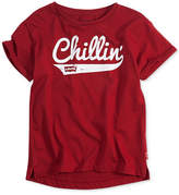 Levi's Chillin' Graphic-Print Cotton T-Shirt, Little Girls